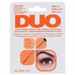 Ardell Duo Brush On Striplash Adhesive Dark 5gr