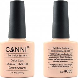 Canni Gel Color System 055 Apricot 7.3ml