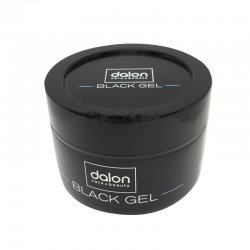 wDalon Black Hair Gel 200ml