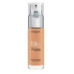 L'Oreal Paris True Match Foundation 6.N Honey 30ml
