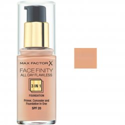 Max Factor Facefinity All Day Flawless 3 In 1 60 Sand 30ml