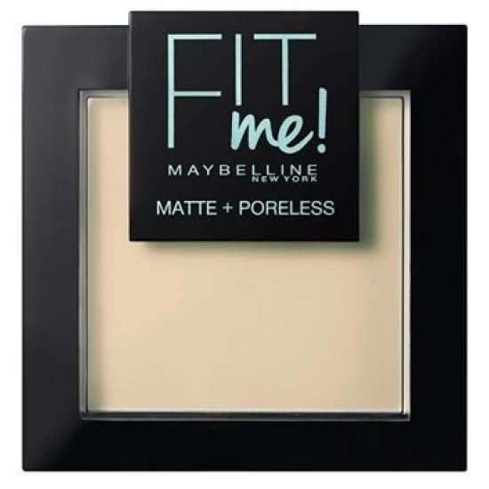 Maybelline Fit Me Matte & Poreless Pressed Powder 105 Natural Ivory 9gr