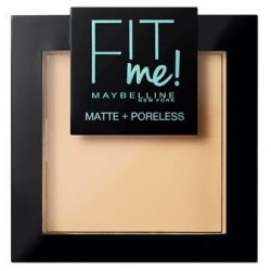 Maybelline Fit Me Matte & Poreless Pressed Powder 110 Porcelain 9gr