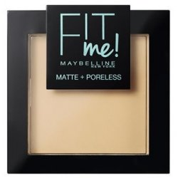 Maybelline Fit Me Matte & Poreless Pressed Powder 115 Ivory 9gr