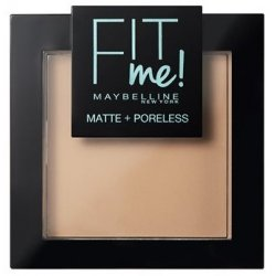 Maybelline Fit Me Matte & Poreless Pressed Powder 120 Classic Ivory 9gr