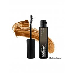 Maybelline Brow Drama Sculpting Brow Mascara - Medium Brown