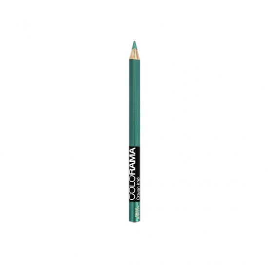 Maybelline New York Colorama Crayon Khol 300 Edgy Emerald 1,2gr