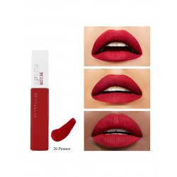 Maybelline New York Superstay Matte Ink Liquid Lipstick 20 Pioneer 5ml