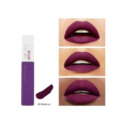 Maybelline New York Superstay Matte Ink Liquid Lipstick 40 Believer 5ml