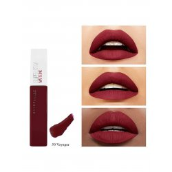 Maybelline New York Superstay Matte Ink Liquid Lipstick 50 Voyager 5ml