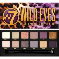 W7 Cosmetics Wild Eyes Pressed Pigments On The Prowl